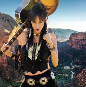Patricia Vonne Announces Her Seventh Full-Length Album TOP OF THE MOUNTAIN