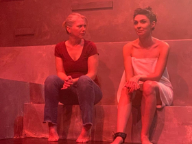 Review: JOCASTA: A MOTHERF**ING TRAGEDY Offers an Intriguing Modern Staging of the Classic Greek Tragedy