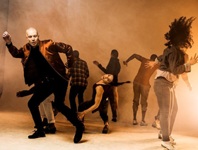 Broadwayworld Dance Review: Dorrance Dance presents Elemental at BAM, December 8, 2018.