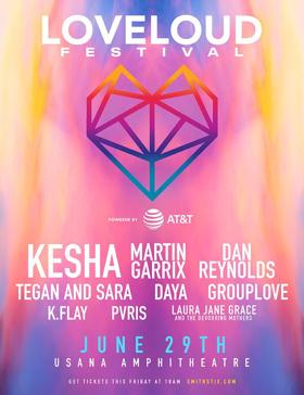 Imagine Dragons' Dan Reynolds To Host 3rd Annual LOVELOUD Festival