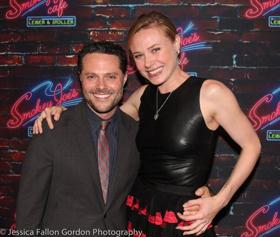 Josh Bergasse and Sara Mearns Wed
