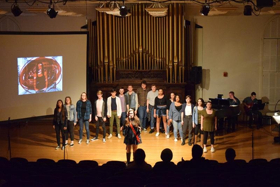 University of Southern Maine School of Music Presents 35MM: A MUSICAL EXHIBITION