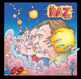 The RAZ Band Featuring Joey Molland to Release New Album '#9'