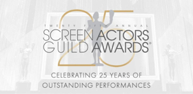 The SAG AWARDS to be Simulcast Live on TNT and TBS