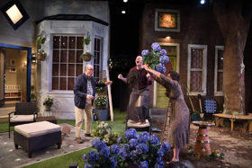 BWW Review: Trinity Rep's NATIVE GARDENS Unpacks the Complicated World of Neighbors and Fences