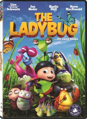 Lionsgate's Animated Family Adventure THE LADYBUG Coming to DVD