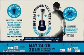 Opelika Songwriters Festival Adds Shawn Mullins as Headliner