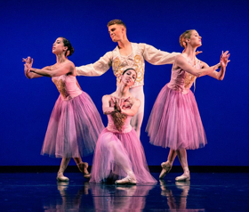 Diablo Ballet Presents Final Performance of 24th Season May 4 And 5