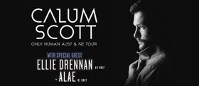 Calum Scott Announces Special Guests For Debut AU & NZ Shows Later This Month