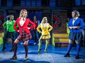 HEATHERS Will Close on the West End on November 24