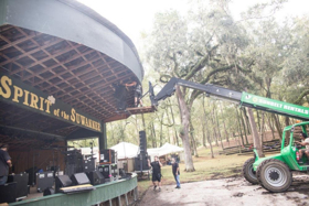 Suwannee Roots Revival Is On! SOSMP Has Safely Weathered The Effects Of Hurricane Michael