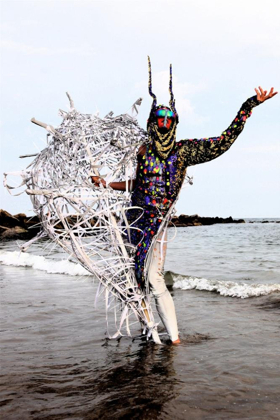 Machine Dazzle Named Grand Marshal of the 45th Annual Village Halloween Parade