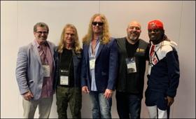 Golden Robot Records Announces Signing Of Guitar Legend John Sykes