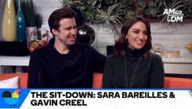VIDEO: Sara Bareilles and Gavin Creel Talk WAITRESS, Bette Midler, Sara's Next Album