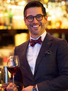 Meet the Sommelier: A.J. OJEDA-PONS of THE LAMBS CLUB at The Chatwal Hotel in Midtown