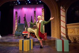 BWW Review: SANTALAND DIARIES Proves a Perennial Favorite at TAM