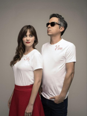 She & Him Announce First Ever Christmas Shows