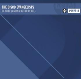 Agoria Remixes The Disco Evangelists DE NIRO to Celebrate Positiva Record's 25th Birthday