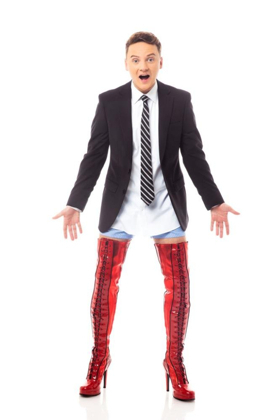 KINKY BOOTS Will Welcome UK Pop Star Conor Maynard