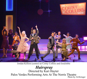 BWW Review: Blockbuster Broadway Musical HAIRSPRAY Blasts 1962 onto the Norris Theatre Stage
