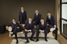 The King's Singers Come to Festival Place