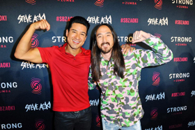 Steve Aoki Partners With STRONG by Zumba for 'Champion' Challenge