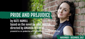 Kate Hamill's PRIDE AND PREJUDICE Extends Off-Broadway; Previews Start Tonight!