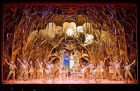 BWW Review: ALADDIN Is a Big, Flashy Spectacle Full of Musical Magic, at Keller Auditorium