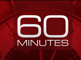 CBS's 60 MINUTES Makes Top 5 for Third Time in Four Weeks