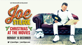 Rob Brydon, Louise Dearman and Jess Gillam Will Join Joe Stilgoe for Joe Stilgoe's Christmas at the Movies