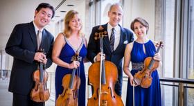 Da Camera Presents The New York Philharmonic String Quartet On March 29