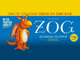 Family Favourite ZOG Comes To Life At The Pavilion Theatre