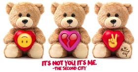 The Second City Presents IT'S NOT YOU, IT'S ME, THE SECOND CITY
