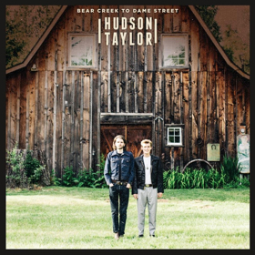 Bear Creek To Dame Street by Irish-Americana Band, Hudson Taylor Out Today