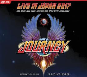 Eagle Rock Entertainment Presents JOURNEY LIVE IN JAPAN 2017: ESCAPE + FRONTIERS