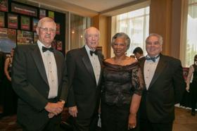 George Street Playhouse Gala Honors Dr. Penelope Lattimer, Celebrates Arthur Laurents