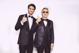Andrea Bocelli's 'Sì' Debuts at Number One on Billboard 200 Chart