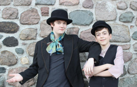 OLIVER! THE MUSICAL To Open At St. Dunstan's Greek Theatre June 1 - 16