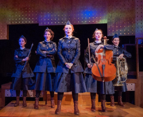 BWW Review: THE HELLO GIRLS at 59E59 Theaters is a New American Musical that is Thrilling Audiences