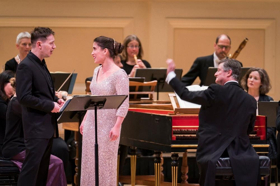 BWW Review: Spectacular RINALDO by Handel at Carnegie with Bicket and the English Concert