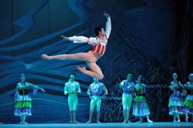 Ballet Nacional de Cuba Returns to Chicago