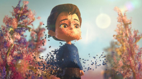 Mundoloco CGI award-winning animation 'Ian' is based on a true story of a young boy battling disability loneliness