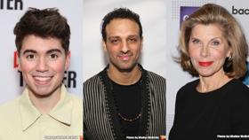 Noah Galvin, Ari'el Stachel, Christine Baranski to Lead the Podcast Series THE TWO PRINCES