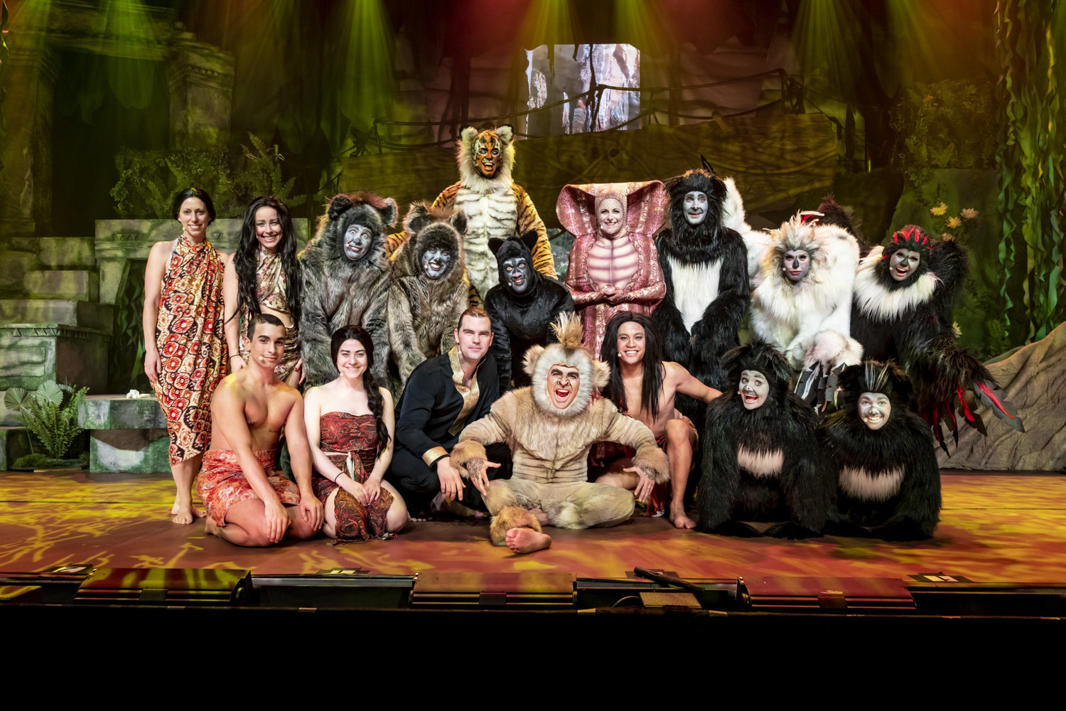BWW Review: DJUNGELBOKEN THE MUSICAL (THE JUNGLE BOOK) at Waterfront