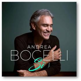 Andrea Bocelli Releases New Album SI Today