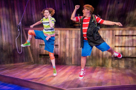 BWW Review: JUDY MOODY & STINK: THE MAD, MAD, MAD, MAD TREASURE HUNT at Adventure Theatre