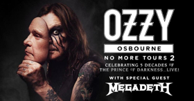Ozzy Osbourne To Perform At Hersheypark Stadium