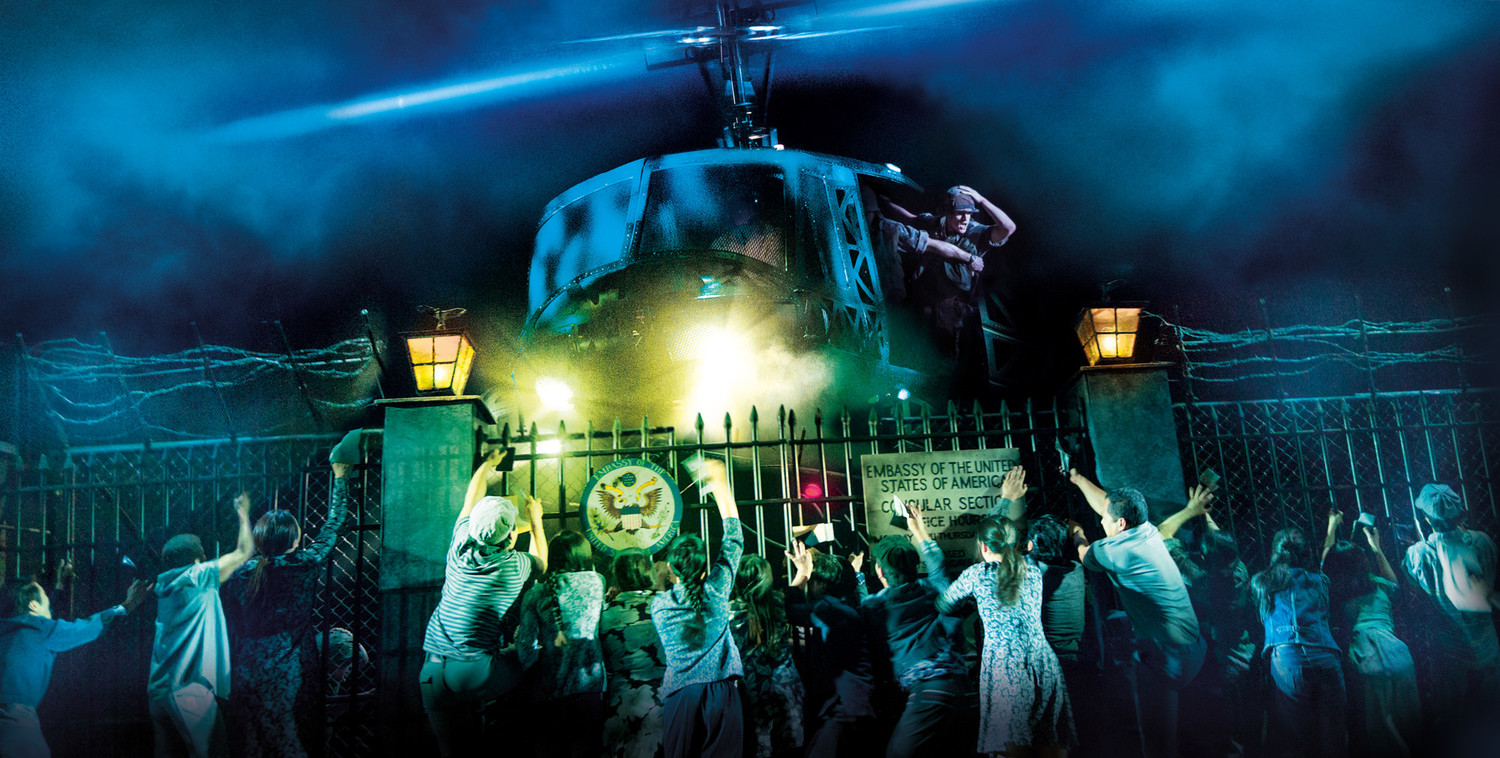 BWW Review: MISS SAIGON at Durham Performing Arts Center is Too Loud, Too Heavy-Handed, and Too Much