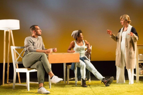 BWW Review: IF SAND WERE STONE Centers on Alzheimer's Disease
