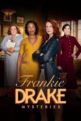 FRANKIE DRAKE MYSTERIES Acquired by Ovation in U.S.